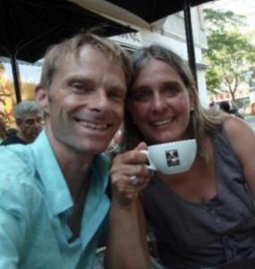 Jens und Angela Goudefroy